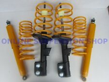 Suits Commodore VR VS Sedan KING SPRING/ULTIMA Lowered Suspension Package