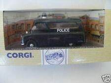 CORGI CLASSIC   BEDFORD DORMOBILE VAN UK POLICE AWESOME MODEL OLD SHOP STOCK