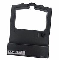 2 x Compatible Oki 182/390 Black Ribbon - Microline - 2455 / 2874