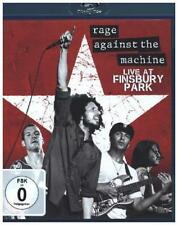 Rage against the Machine - Live at Finsbury Park [Blu-ray]