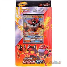 Pokémon Card SUN & MOON Roaring Heat Starter Theme Deck Incineroar-GX Set Korean