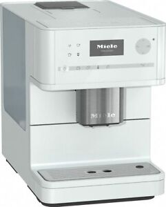 Miele CM6150 Coffee Machine w/ OneTouch for Two - White - Certified Refurbished