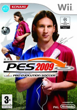 Wii-PES 2009 -  GAME NUEVO