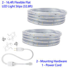Chapter 16 ft Flexible LED Light Strip, Soft White, 2-PACK, 1 Pw Crd (0054-0009)