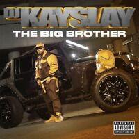 DJ Kay Slay - The Big Brother [New CD] Explicit, Digipack Packaging