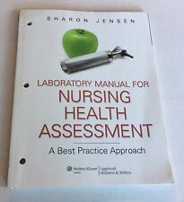 Laboratory Manual For Nursing Health Assessment A Best Practice Approach Jensen
