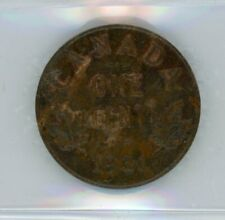 1931 Canada One Cent - ICCS MS-63 Red and Brown