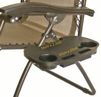 Folding Chairs Clip on Side Table Chairs Outdoor Furniture Camping Portable