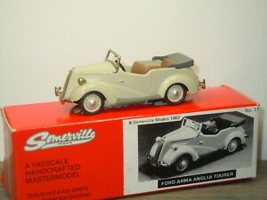 Ford A494A Anglia Tourer - Somerville 117 England 1:43 in Box *52159