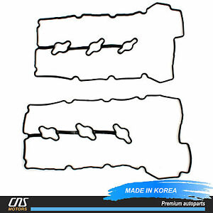 Valve Cover Gasket Set for 2006-12 Hyundai Kia 3.3L 3.8L V6 OEM 224533C110⭐⭐⭐⭐⭐