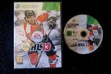 XBOX 360 : NHL 13 - Tutta la velocità, la fantasia e la strategia della NHL !