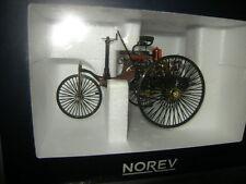 1:18 Norev Benz Patent-Motorwagen 1886 green/grün Nr. 183701 OVP