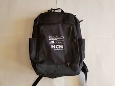 NEW Traveling Black backpack Tranzip MCN Workers Compensation & Disability
