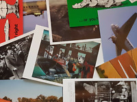 NEW Packs of Random Postcards Ideal for Postcrossing, all different, Choose QTY