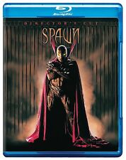 Blu Ray SPAWN directors cut 1997. Region free. New sealed.