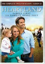 Heartland: The Complete Twelfth Season 12 (Dvd Set; New) Region 1, New.