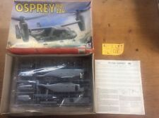 Model Kit 1/72 ESCI ERTL OSPREY HV 22A Sealed Complete Instructions Decals 9082