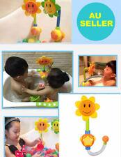 Kids Baby Bath Shower Toys Water Spout Fountain Spray Game Bathtub Swimming Pool