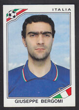 Panini - Mexico 86 World Cup - # 39 Giuseppe Bergomi - Italia