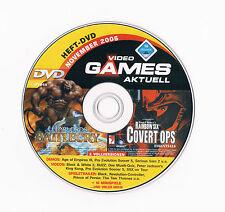 ★ PC Computer Spiel - WARLORDS BATTLECRY + RAINBOW SIX COVERT OPS ESSENTIALS ★