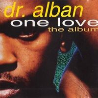 Dr. Alban One love-The album (1992) [CD]