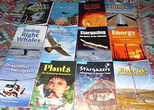 Books:12-(Informational Nonfiction-Science)-6th grd-Macmillan McGraw-Hill