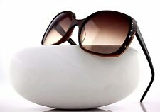 RARE New Genuine EMILIO PUCCI Cafe Brown Gradient Square Sunglasses EP 643/S 249