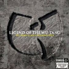 WU-TANG CLAN - LEGEND OF THE WU-TANG: WU-TANG CLAN'S GREATEST HIT  CD RAP NEUF