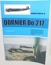 Warpaint Series No.24 Dornier Do 217 32  Pages Book