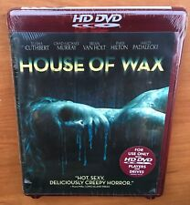 House of Wax HD DVD 2005 Rare New With Plastic Tears