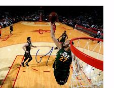 66d078465 Rudy Gobert Utah Jazz Signed Autographed 8x10 Photo comes with LOM COA ph366