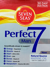 SEVEN SEAS PERFECT 7 MAN - 30 DAY DUO PACK *