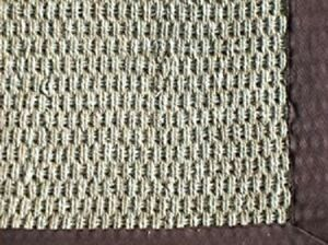 """Seagrass Runner -Panama-Deluxe Rubber Backed.3.68mts x 0.69mt (12ft x 27"""")"""