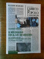 Il mio dialogo con il Can. De Gregorio (Calogero Messina)   MA/1
