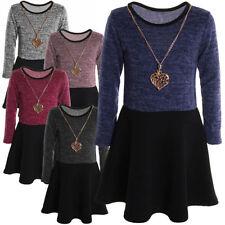 Markenlose Langarm 86 Mädchenkleider
