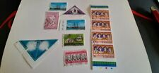 St. Vincent Small quantity used Stamps
