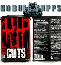 Universal Nutrition Animal Cuts - Burn Fat, Get Ripped Stack *FREE SHIPPING*