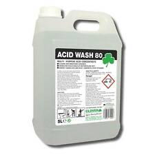 CLOVER ACID WASH80 ACIDIC CLEANER 5L