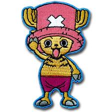 Chopper One Piece Patch Iron on Boho Cartoon Kids Vest Sew Badge Emblem Boy