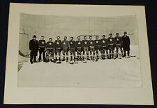 1920/1930's - CANADIAN - HOCKEY - TEAM - PHOTO - ORIGINAL