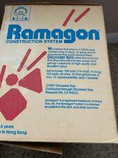 Ramagon Construction System Vintage - Very Big Builder Set