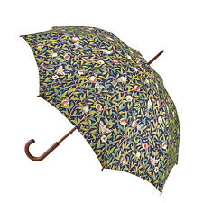 Morris & Co. by Fulton Kensington Umbrella - Bird and Pomegranite