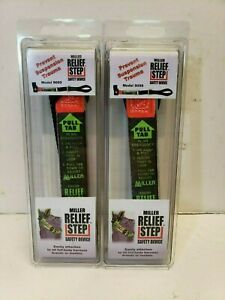 Lot of 2 Miller Relief Step Safety Device by Honeywell 9099  Free Shipping