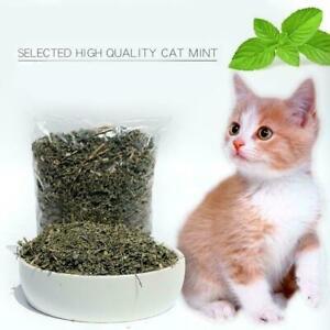 50g Catnip Dried Fresh High Quality Filled Fresh Everyday HOT SALE! Mint AU