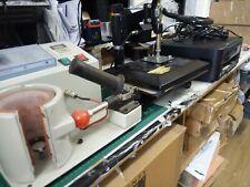 More details for sublimation kit  epson printer, mug press & heat press plus extras! ready to go!
