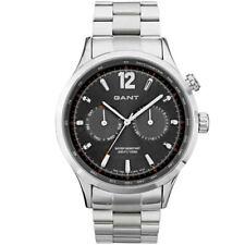 Gant - Reloj para hombre GANT MARSHFIELD W70613 DÍA / FECHA GRIS-METAL