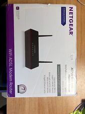 Netgear AC750 Wifi ADSL 2+ Modem Router