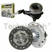 NATIONWIDE 2 PART CLUTCH KIT WITH LUK CSC FOR OPEL ZAFIRA B BOX 1.8