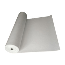 "Ceramic Fiber Paper Thermal Insulation 0.04"" x 24"" x 100'"