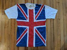 Vintage Union Jack Def Leppard T-Shirt